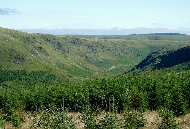 Cwm Irfon, Powys