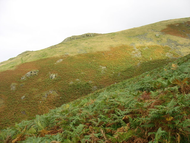 The slopes of Seat Sandal