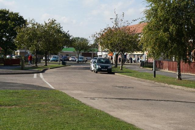 Retford Avenue, Greatfield Estate, Hull