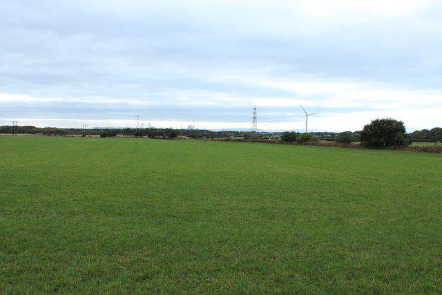 Farmland near Drybridge