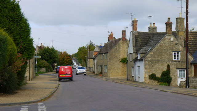 Station Road, Nassington