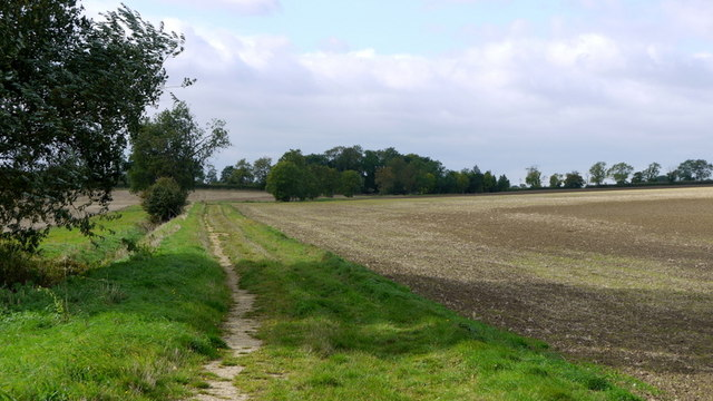 East Northamptonshire farmland