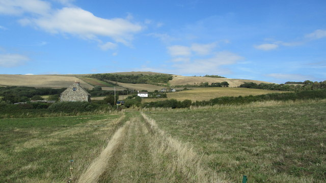 The Hamstead Trail near Dunsbury Hill Farm