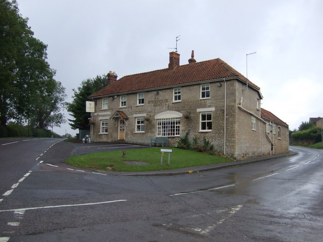 The Woodhouse Arms, Corby Glen