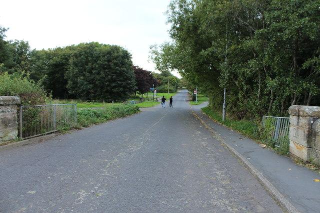 Station Brae, Dreghorn