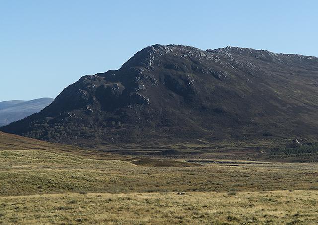 View towards Cross Craigs