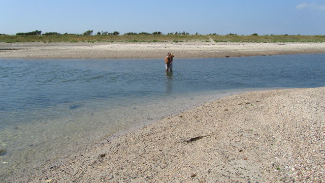 Sand Bank  Island Keyhaven