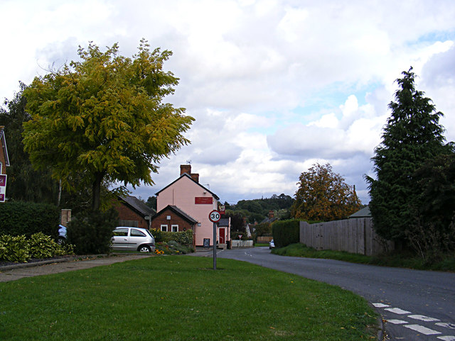 Back Lane, Washbrook