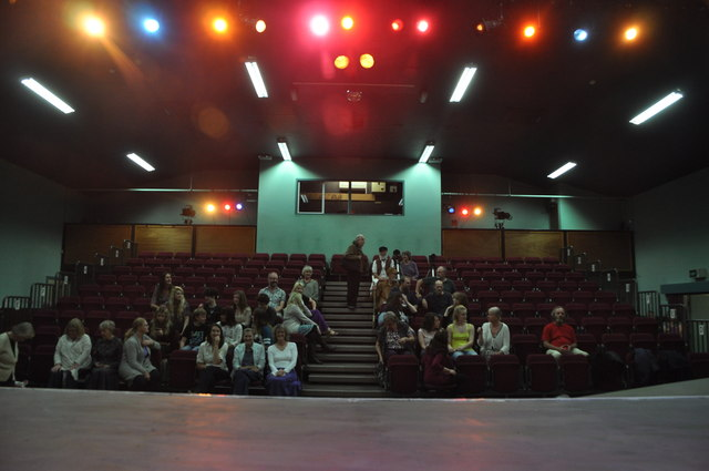 Tiverton : The New Hall Theatre