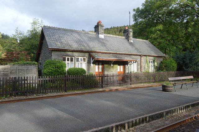 Station House Tan-y-Bwlch