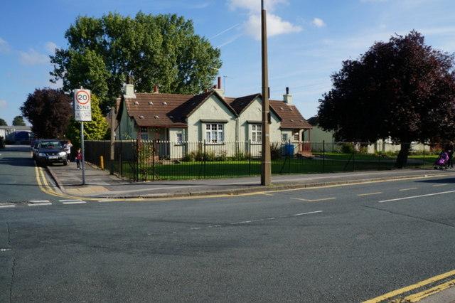 Eleanor Scotts Cottages on Southcoates Lane