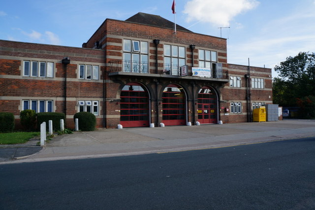 Southcoates Lane Fire Station, Hull
