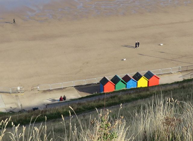 Fewer beach huts