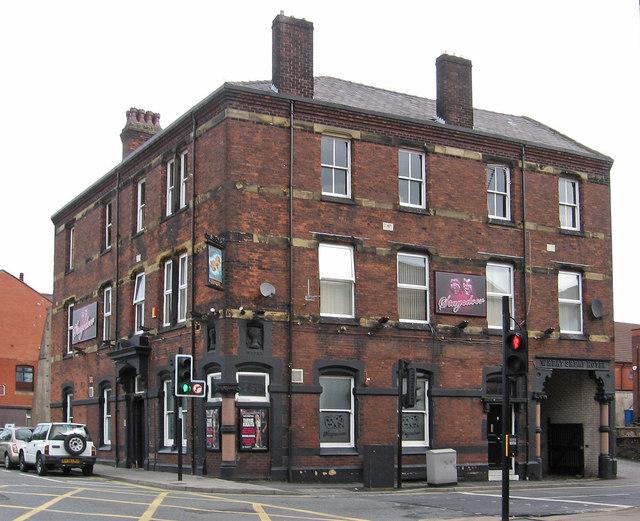 Blackburn - Stage Door