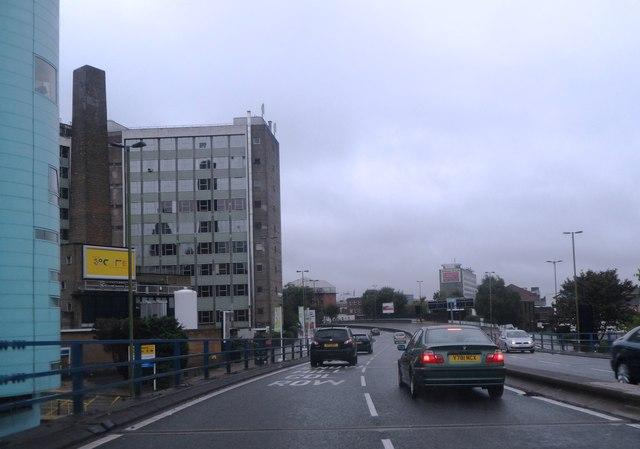 St Chad's Queensway, Birmingham