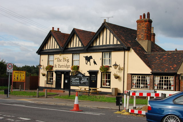 The Dog and Partridge, North Stifford