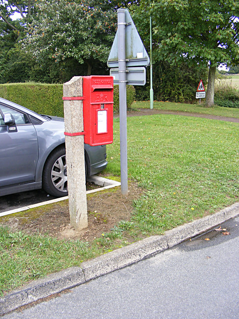 37 Fen View Postbox