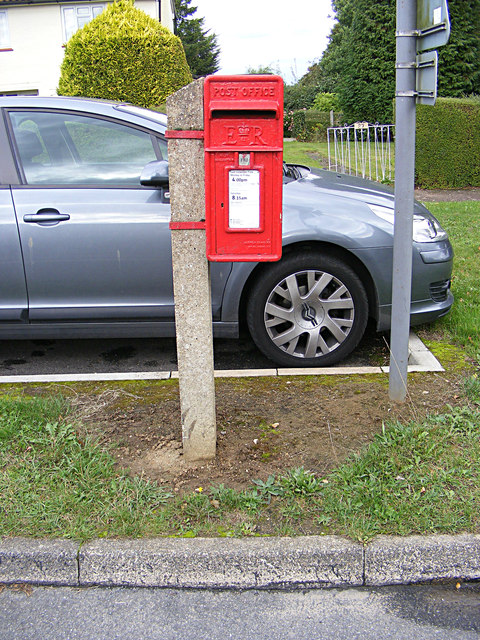 37 Fen View Postbox