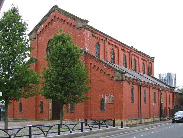 Blackburn - St Anne's RC Church