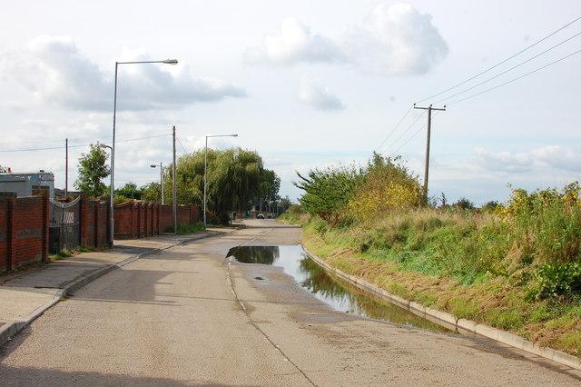 Buckles Lane, South Ockendon