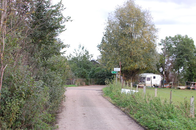 Road to Grange Farm