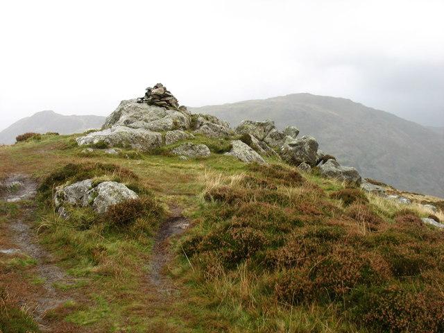 The summit of Glenridding Dodd