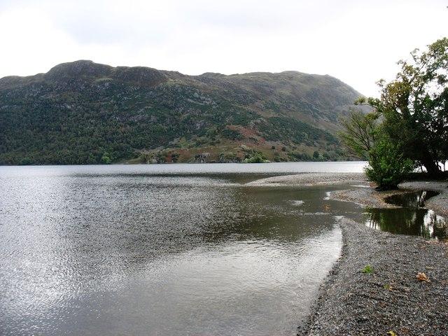 Ullswater from Glencoyne