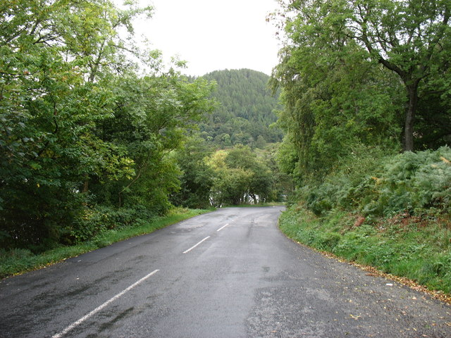 The A592 near Glencoyne