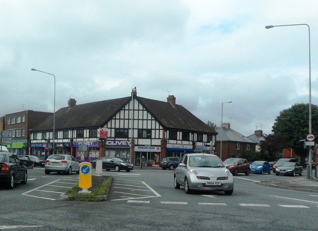 Junction on Cricklade Road