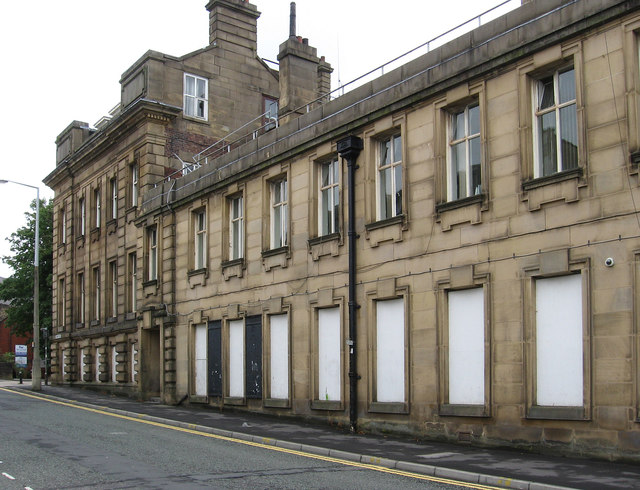 Blackburn - south side of Duke Street
