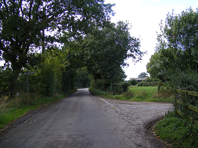 Wenham Road, Mace Green
