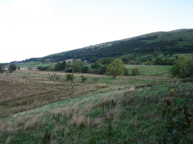 Country west of Lowthwaite