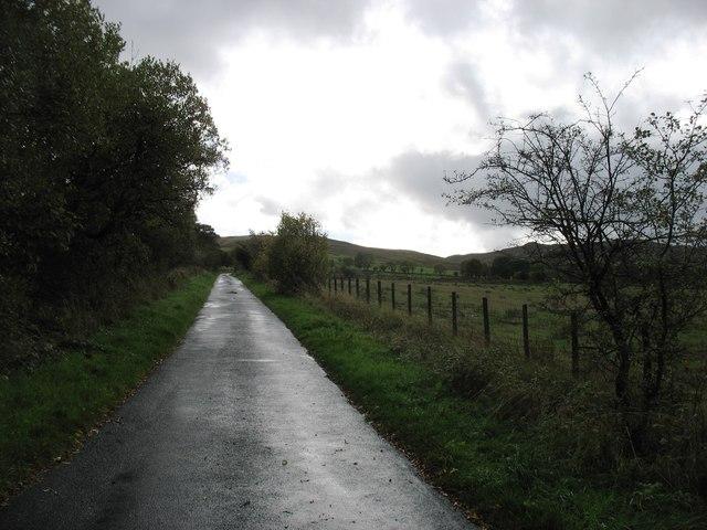 The lane to Ulcat Row