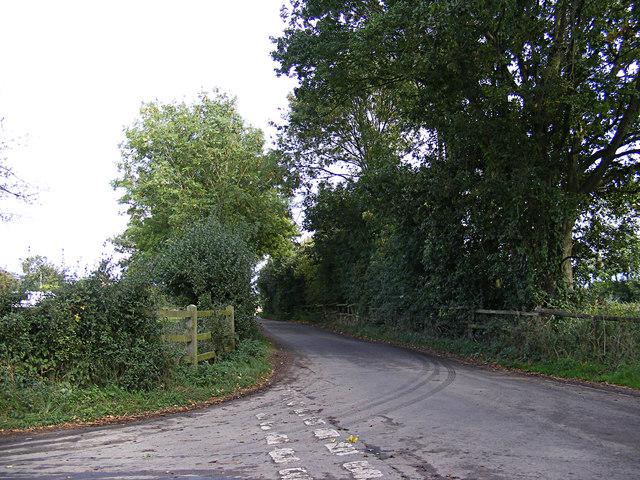 Wenham Road, Mace Green