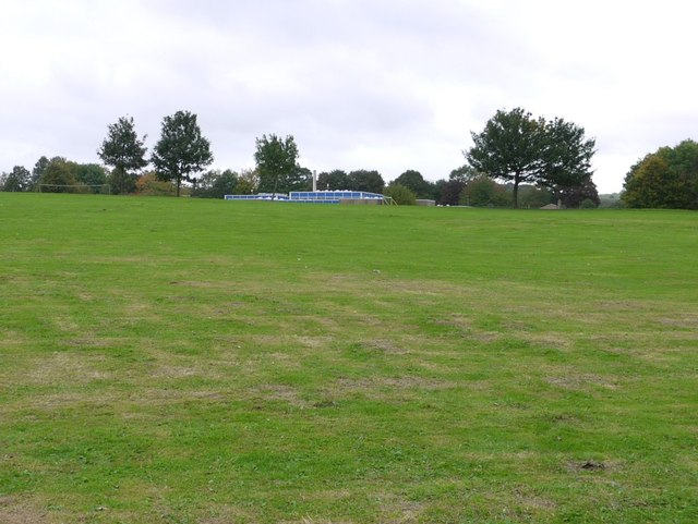 Grounds of Ovingham Middle School