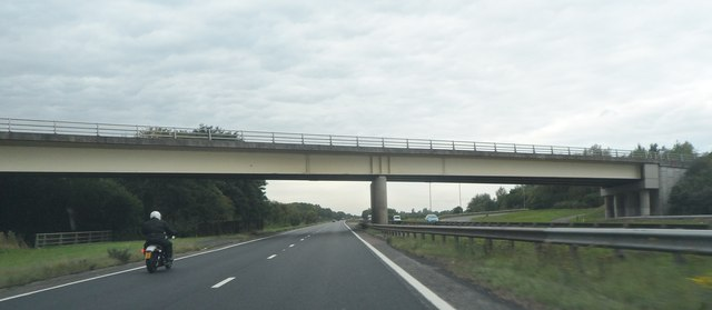 A419 slip road overbridge