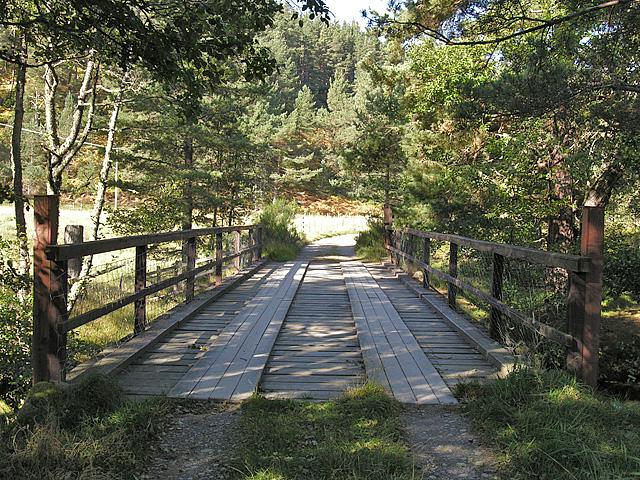 Bridge over the River Nethy