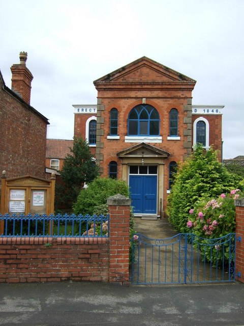 United Reformed Church, Bourne