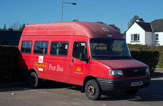 Post Bus - Lochgilphead