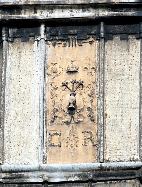 King's College Chapel heraldry XV