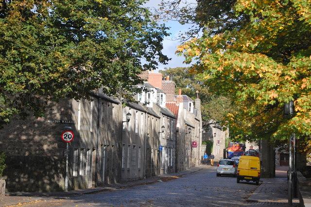 The High Street, Old Aberdeen, ...