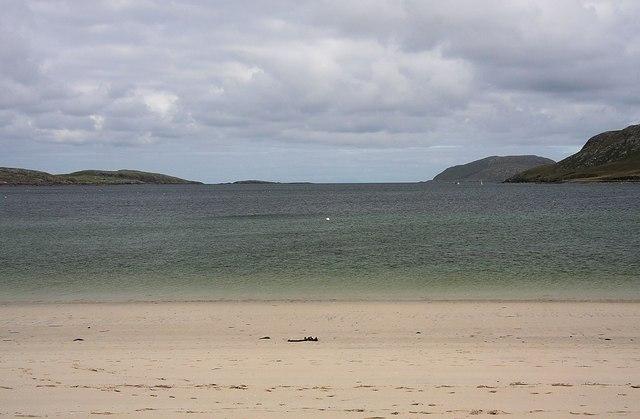Vatersay Bay