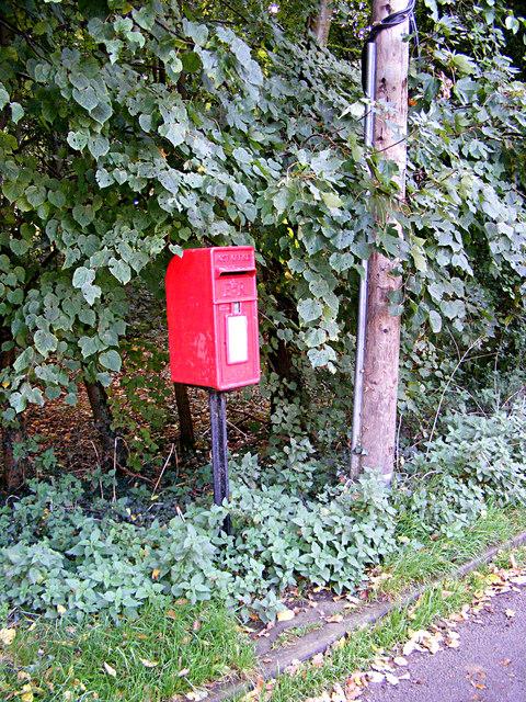 Rookery Farm Wenham Road Postbox