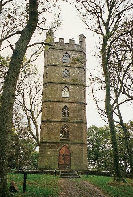 Bryncir Tower