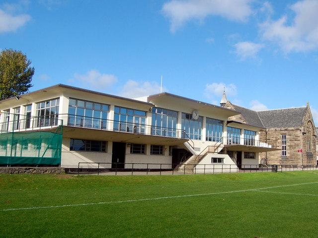 Pavilion, King's College, University of Aberdeen