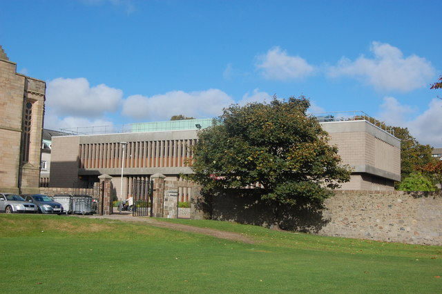 University Of Aberdeen Regent Building