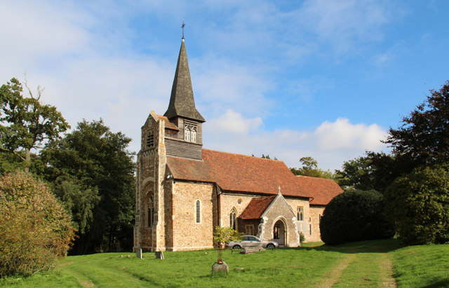 All Saints, Great Braxted