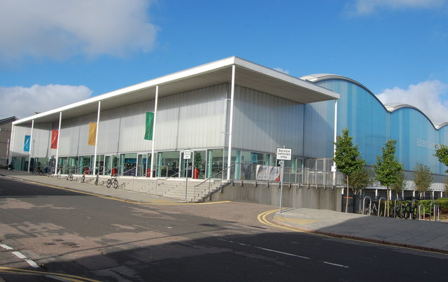 Aberdeen Sports Village, Linksfield Road, Aberdeen