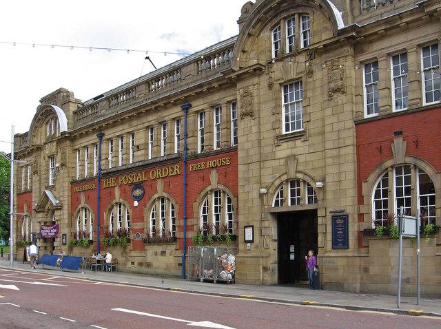 Blackburn - The Postal Order