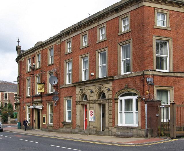 Blackburn - The Adelphi